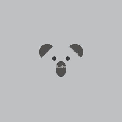 Koala Face Grey