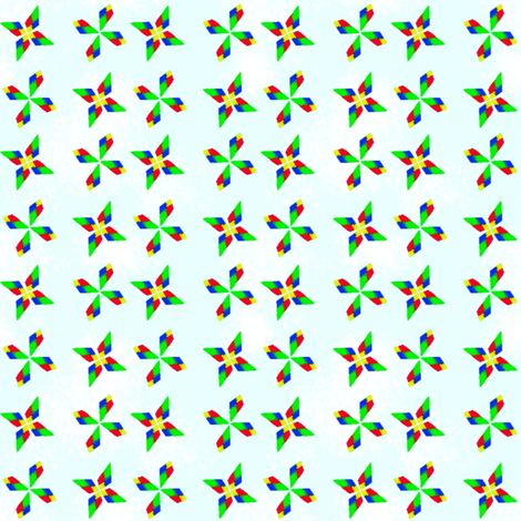 ic4 kites fabric by rbnm on Spoonflower - custom fabric