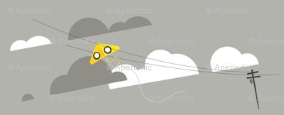 lost kite