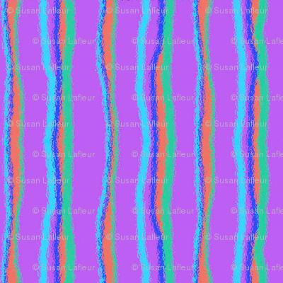 Bright Stripe-Purple