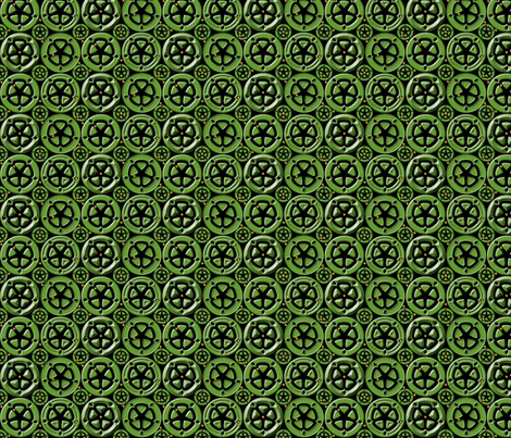 wheel3 fabric by glimmericks on Spoonflower - custom fabric