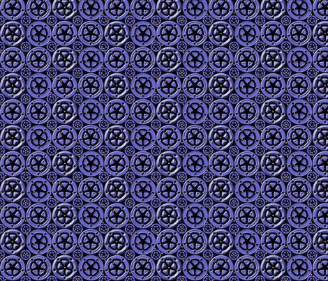 wheel4 fabric by glimmericks on Spoonflower - custom fabric