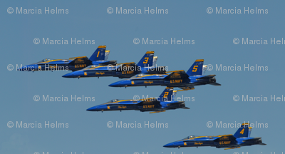 Navy's Blue Angels — Annapolis, MD