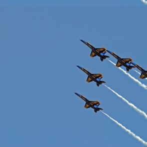 Climbing Blue Angels — Annapolis, MD