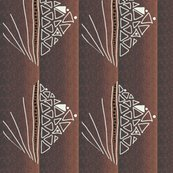 Rrrrrrabstract-white-lines-blk-dots-remanip-on-burnt-umber._copy_shop_thumb