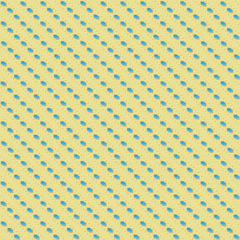 mosaicstripe buttersky fabric by glimmericks on Spoonflower - custom fabric