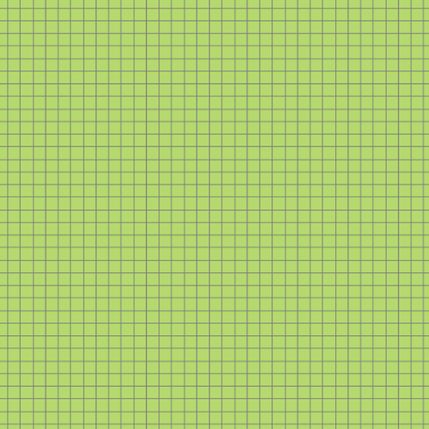 squares green fabric by katarina on Spoonflower - custom fabric