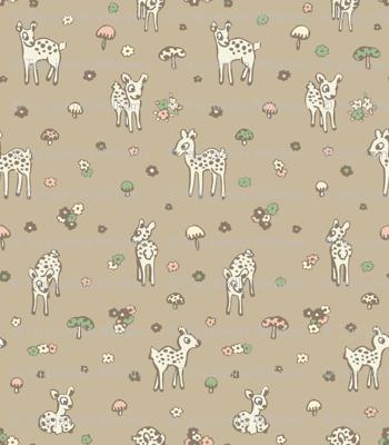 Forest Deer Faun