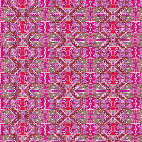 Moderne Zig Zag fabric by edsel2084 on Spoonflower - custom fabric