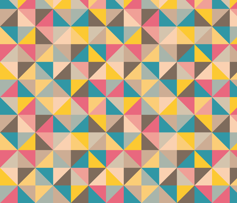 kaleidoskop 2 fabric by brokkoletti on Spoonflower - custom fabric