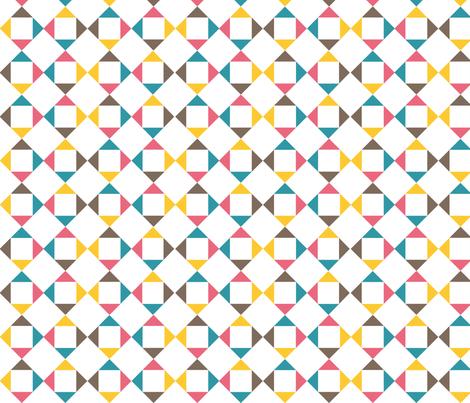 check fabric by brokkoletti on Spoonflower - custom fabric