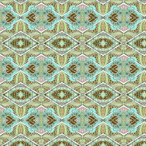 Sugar, Sugar, Sugar fabric by edsel2084 on Spoonflower - custom fabric