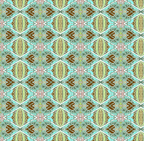 Picnic Time fabric by edsel2084 on Spoonflower - custom fabric