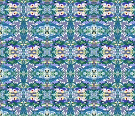 Ocean Passion fabric by relative_of_otis on Spoonflower - custom fabric