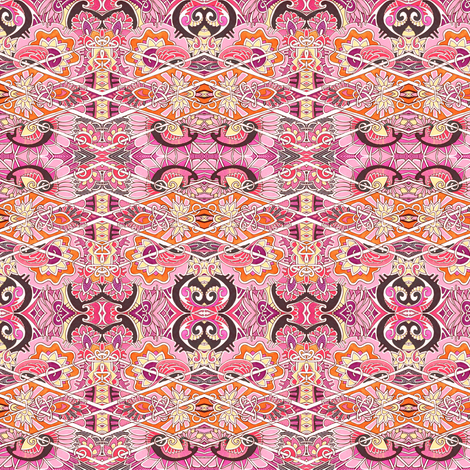 In the Year of the Dragon fabric by edsel2084 on Spoonflower - custom fabric