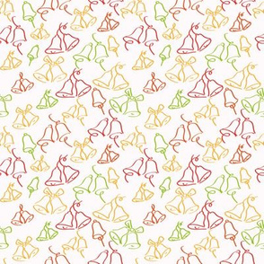 Bells - Orange - by ebygomm