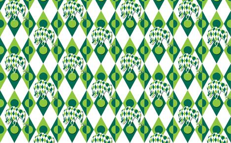 UMBELAS CIRC 11 fabric by umbelas on Spoonflower - custom fabric