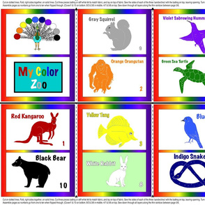 A Color Zoo