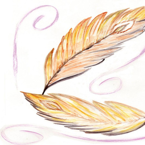Feathers and Scrolls