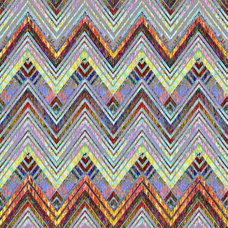 Southwest Calling Out  fabric by joanmclemore on Spoonflower - custom fabric