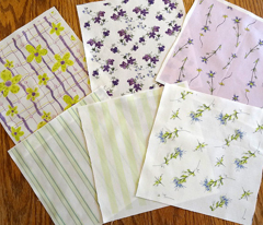 Lavender Little Wildflowers