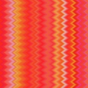 Aramantha Zig Zag Upright Stripe
