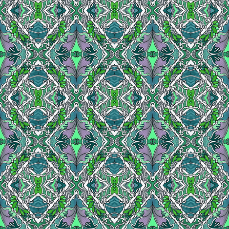 Arguably Argyle  fabric by edsel2084 on Spoonflower - custom fabric