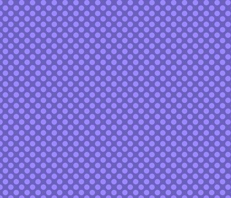 "Grape Dots 1/2"" Polka Dot fabric by grapedots on Spoonflower - custom fabric"