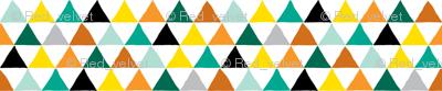 Pyramid Scheme in Mustard
