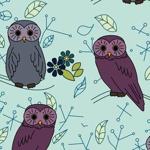 eulen&lerchen_birds#2