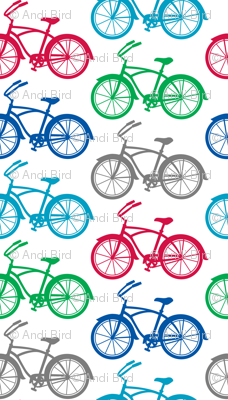 Cruiser Bicycle - multi