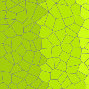 Gradient Voronoi - Amy Lee