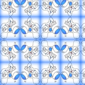 Sailes the Bunny Blue