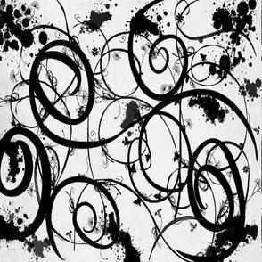Swirls and Ink