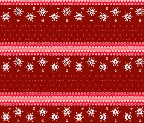 Rsnowflakes_on_red_horizontal_shop_preview