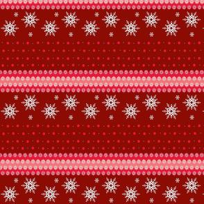 snowflakes_on_red_horizontal