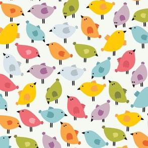 Birds are birds