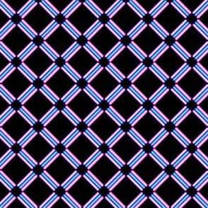Neon Lights Lattice