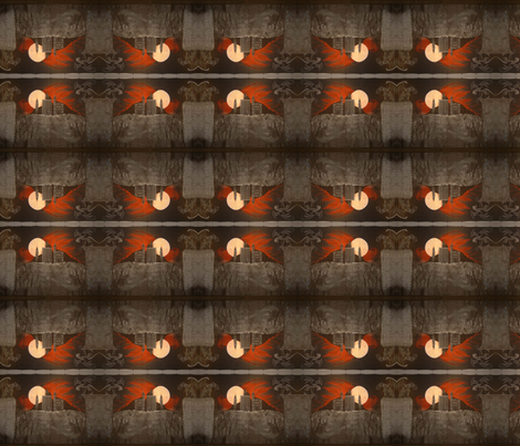 Gothic Backdrop 2 fabric by midnight_tribe on Spoonflower - custom fabric