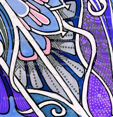DecoRated Vertical Stripe