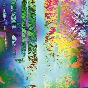 Rainbow Forest, L