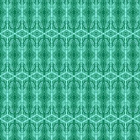 Crazy Victorian Daisy  fabric by edsel2084 on Spoonflower - custom fabric