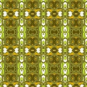 Next Stop 1912 (avocado/gold)