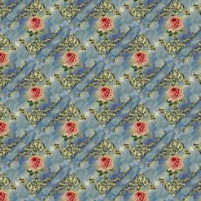 Rose Linoleum
