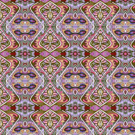Undulating Romance fabric by edsel2084 on Spoonflower - custom fabric