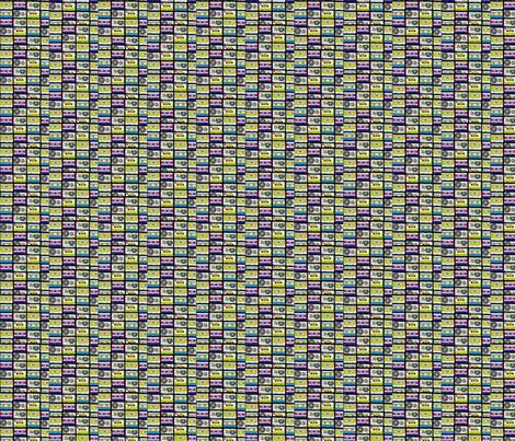 music fabric by geekinspirations on Spoonflower - custom fabric