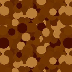 Brown Circles