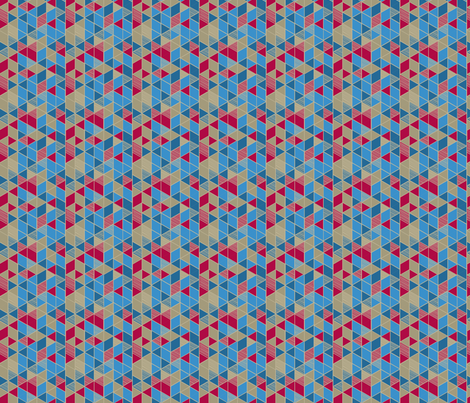 Gems: Friday Night fabric by penina on Spoonflower - custom fabric