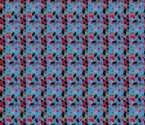 Gems: Friday Night II fabric by penina on Spoonflower - custom fabric