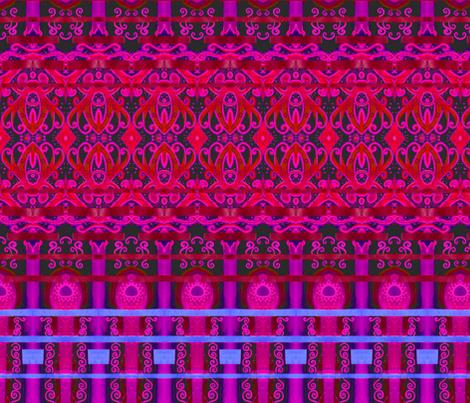 Arafuks fabric by joancaronil on Spoonflower - custom fabric